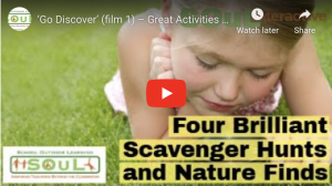 Go Discover (film 1) – Great Activities for children at home and in schools during the lockdown.