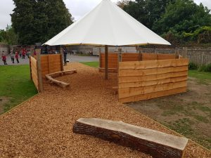 Funding Outdoor Learning Spaces - Canopy Classroom