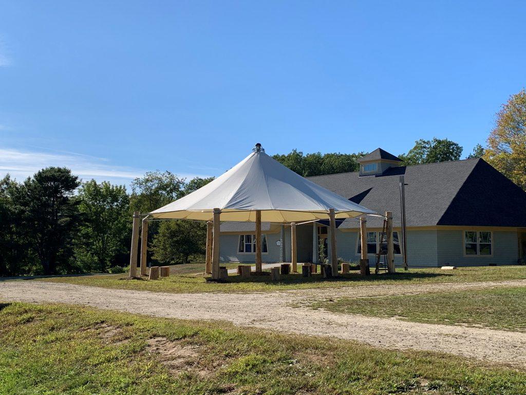 Outdoor Canopy Classrom - USA