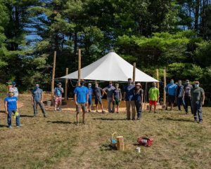 Outdoor Canopy Classroom - USA